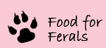 Food for Ferals
